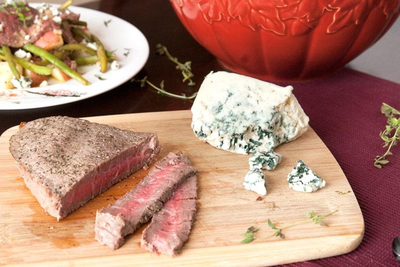 Potato-green-bean-salad-with-steak-new