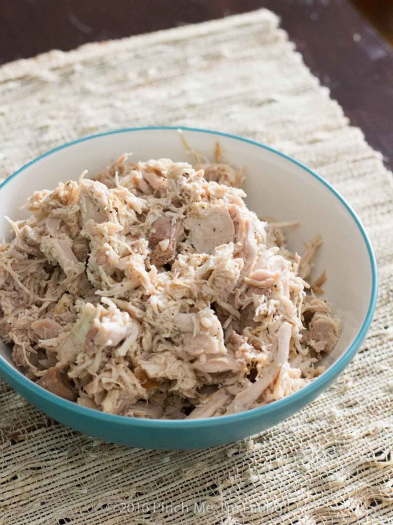 How to make shredded chicken for recipes in 30 minutes or less how to make shredded chicken for recipes in under 30 minutes flavorful juicy forumfinder Gallery