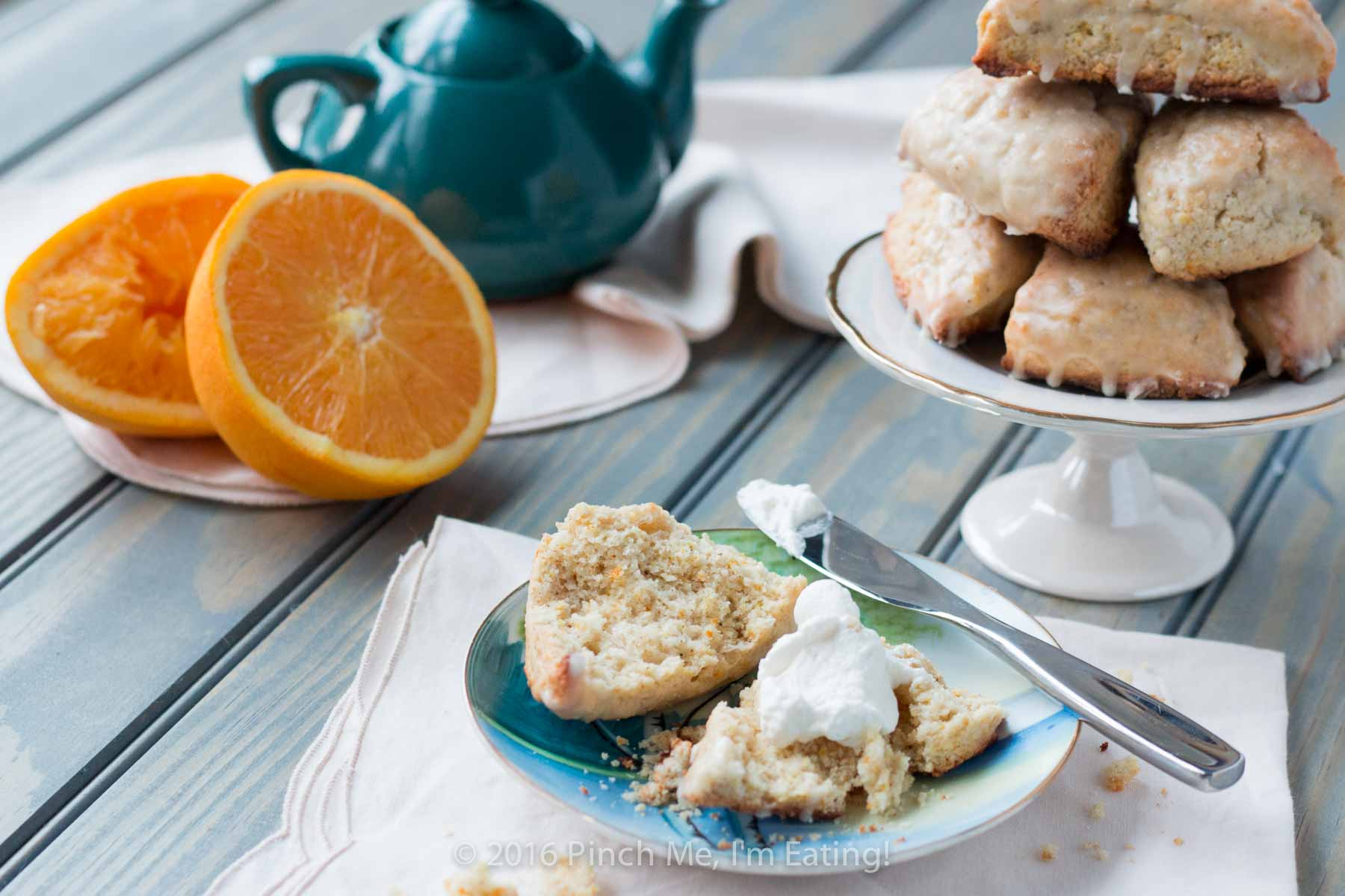 Cardamom And Orange Scones From 'Home Made Winter' Recipe ...