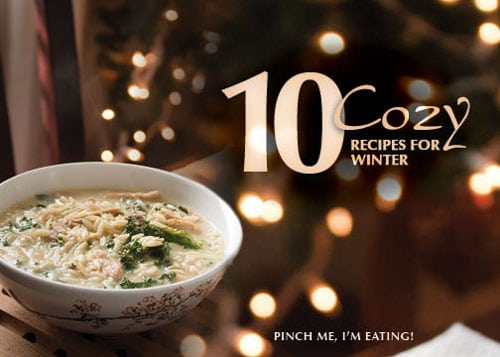 10 Cozy Recipes for Winter