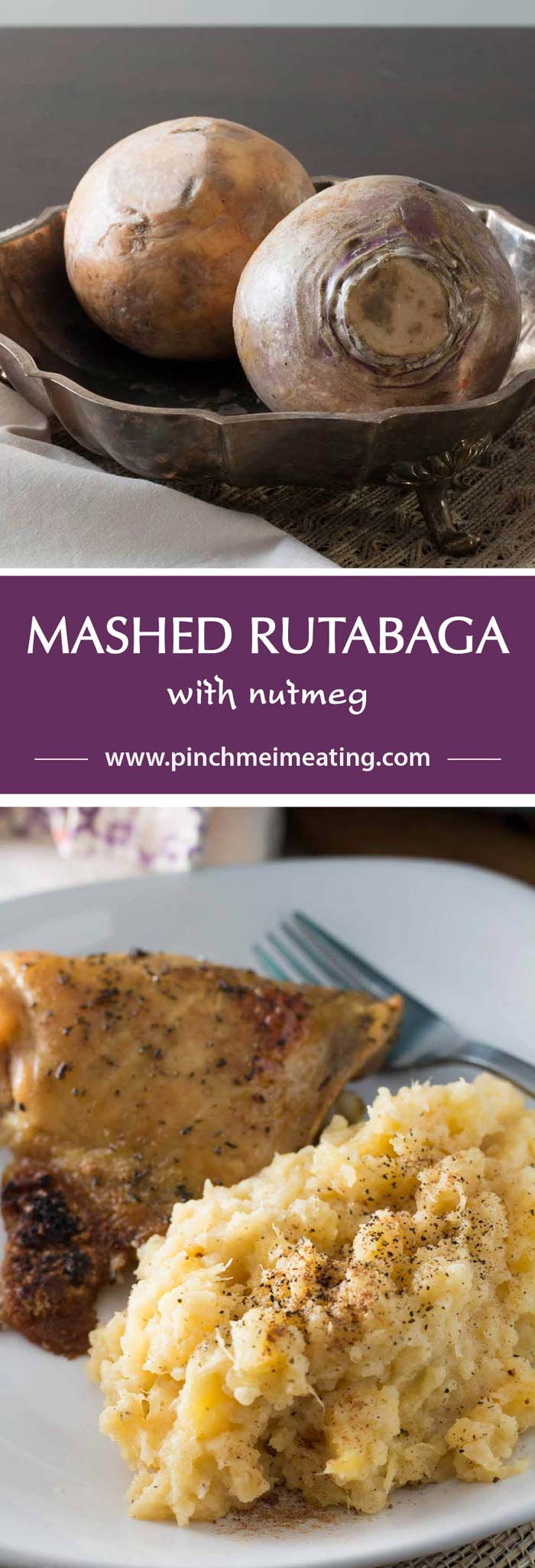 Mashed rutabaga is a delicious, naturally sweet low-carb Thanksgiving ...