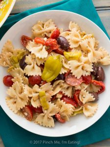 Greek Pasta Salad | 24 Recipes for a Casual Easter Potluck
