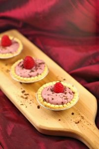Raspberry Tiramisu Cutie Pies | 24 Recipes for a Casual Easter Potluck