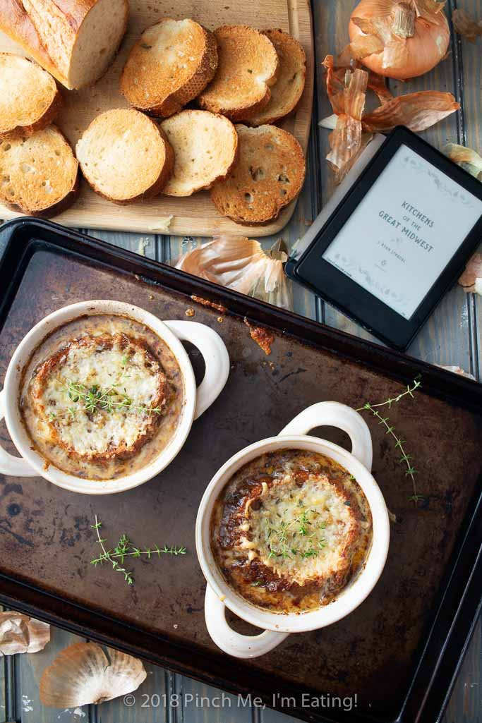 Making French onion soup from scratch is easier than you think — it just takes a little effort and lots of patience, and its simple ingredients yield a complex flavor you won't forget. It is a classic dish that works well as either an appetizer or a light dinner.