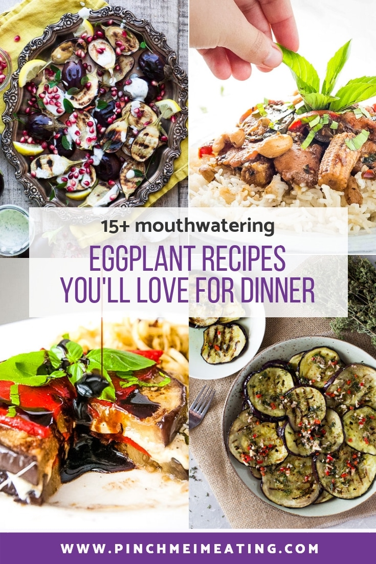 20 Mouth-watering Eggplant Recipes to have for dinner