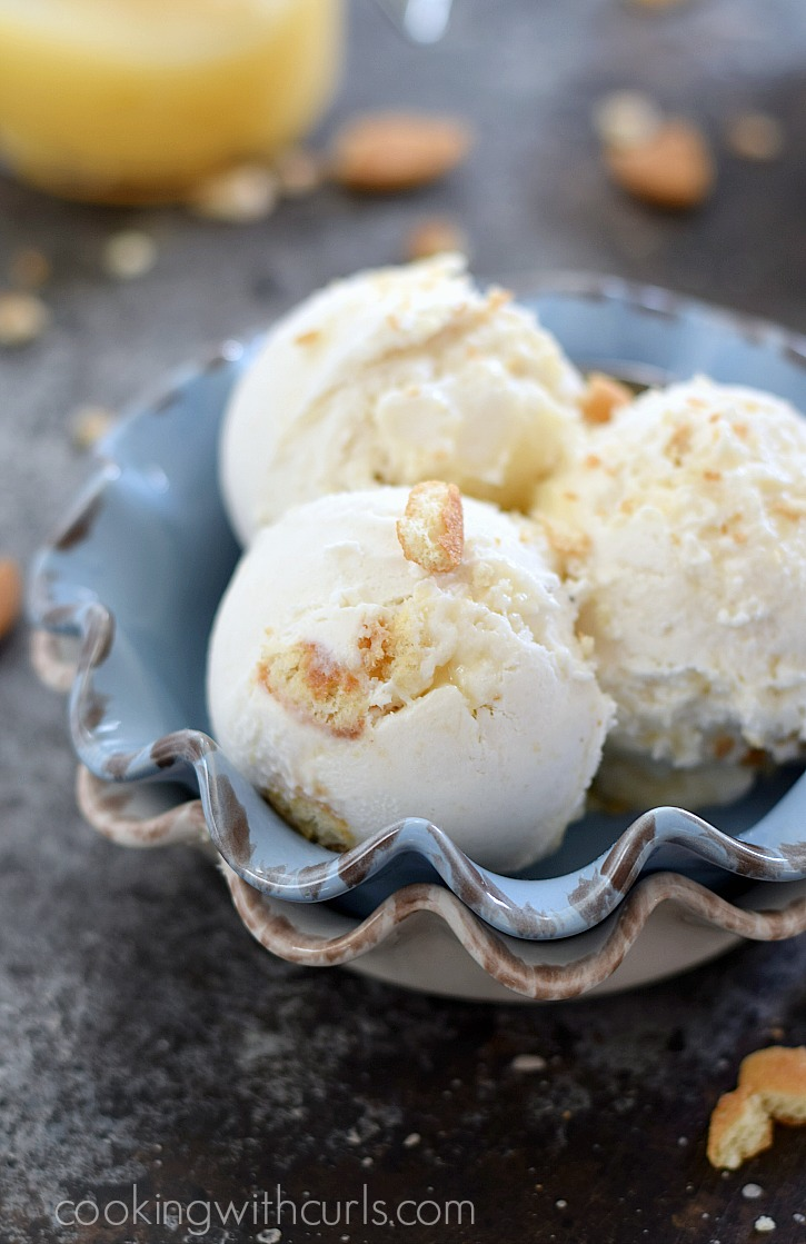 Lemon Cheesecake Ice Cream