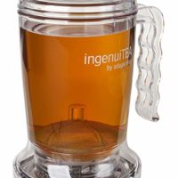 ingenuiTEA Bottom-Dispensing Teapot