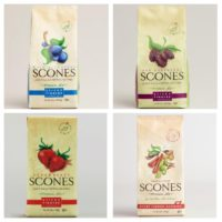 Scone Mix Variety Pack (Wild Blueberry, Raspberry, Strawberry, and Vanilla Chai)