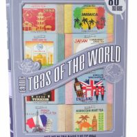 Exotic Teas of The World Gift Set
