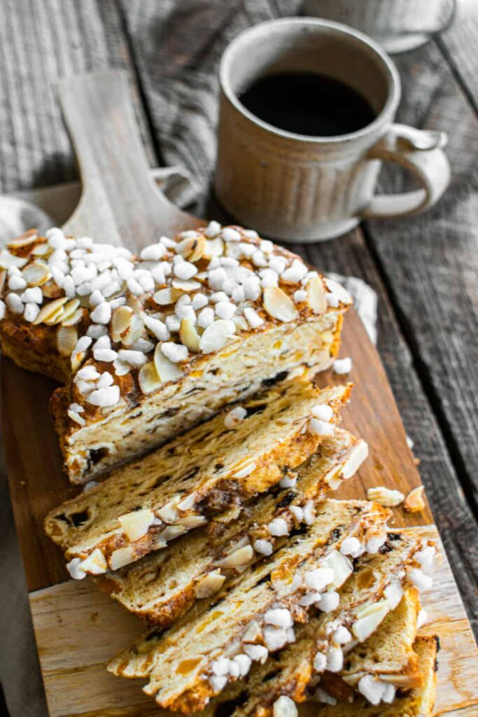 Gluten-Free Colomba Pasquale | Easter Dove Bread